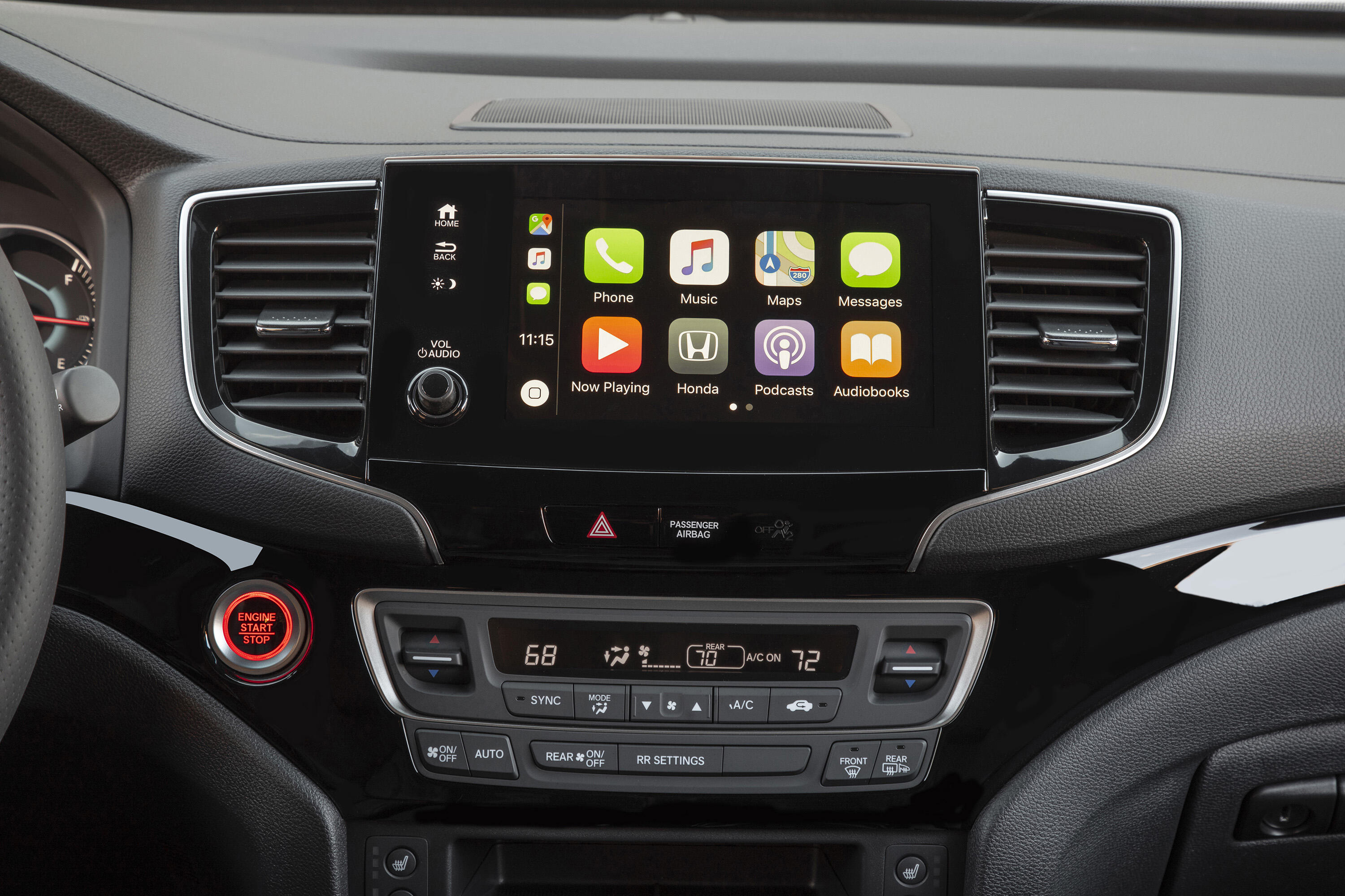 Apple iPhone may let you control your car's HVAC, radio and more, report says