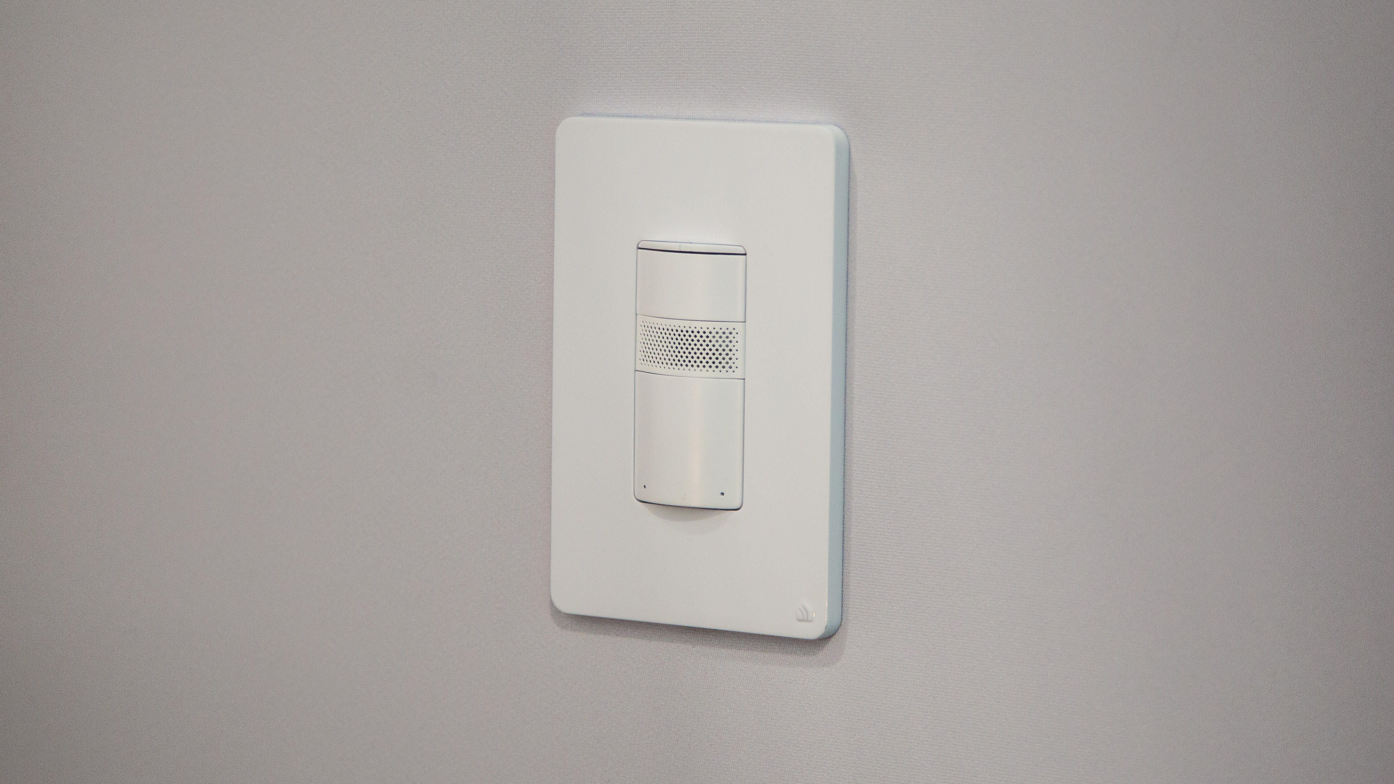 Voice-activated smart switch?