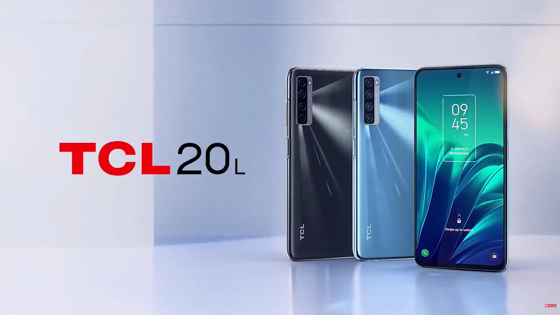 Video: TCL unveils 20L and 20L Plus mobile phone