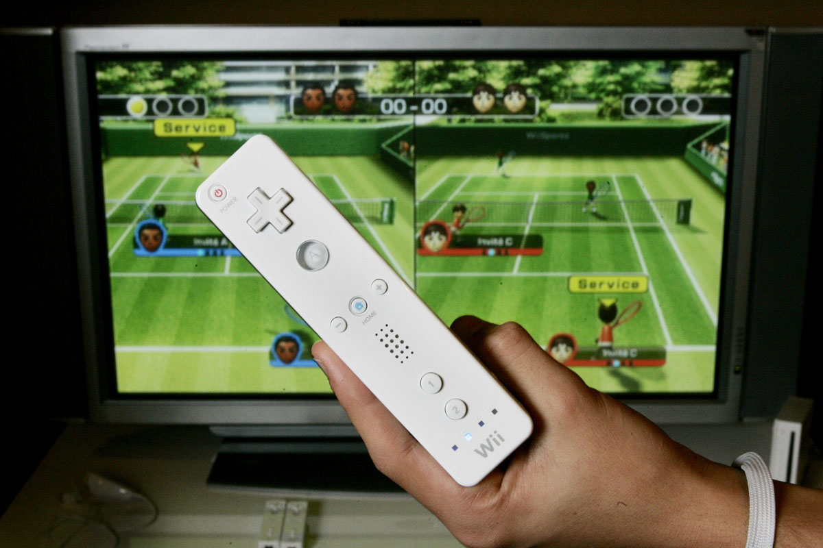 Top-selling Wii game: Wii Sports