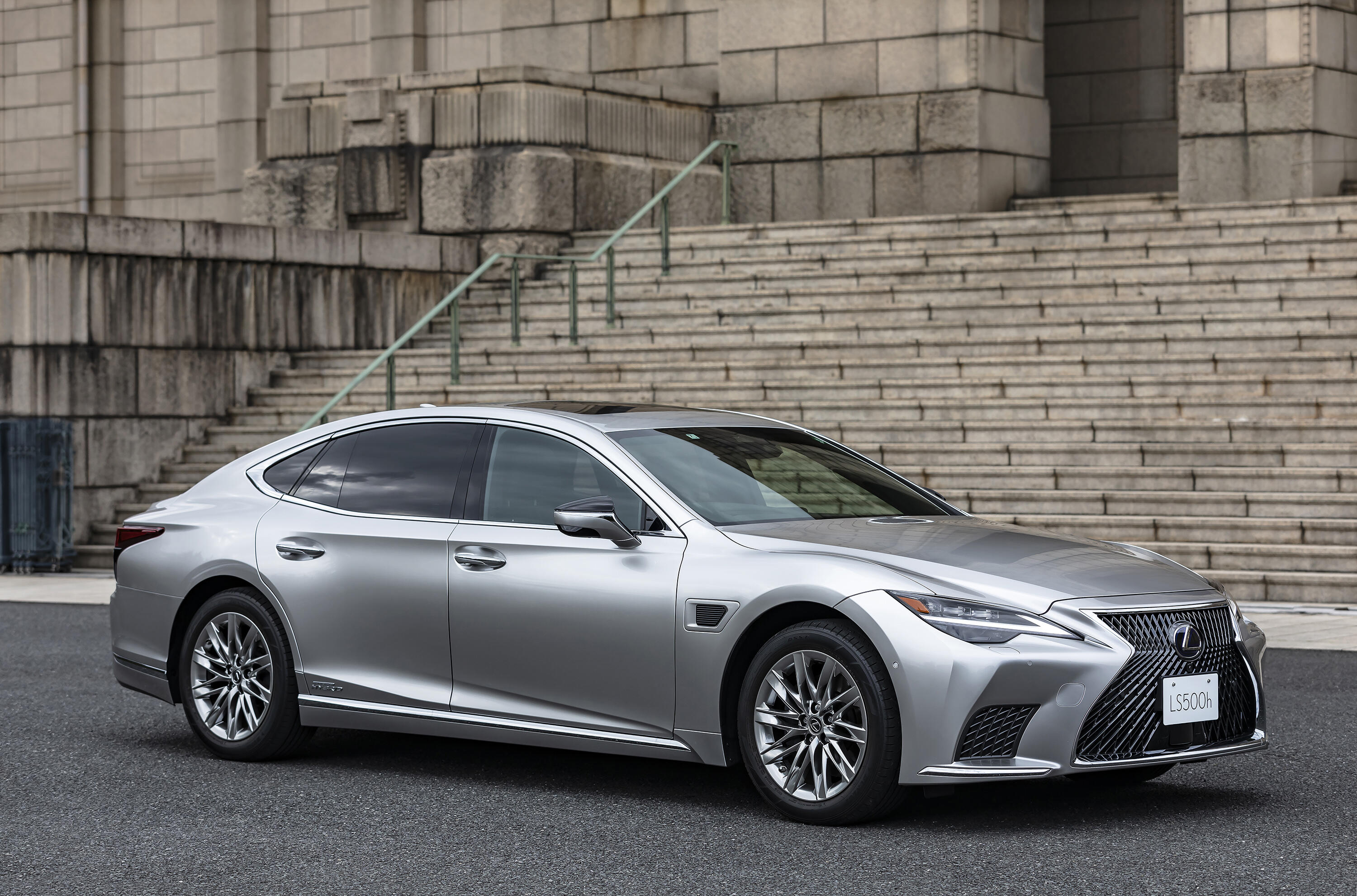 2022 Lexus LS 500h with Teammate system