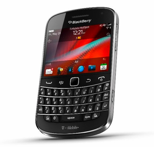 The Bold 9900 could be making its way to T-Mobile by August this year.
