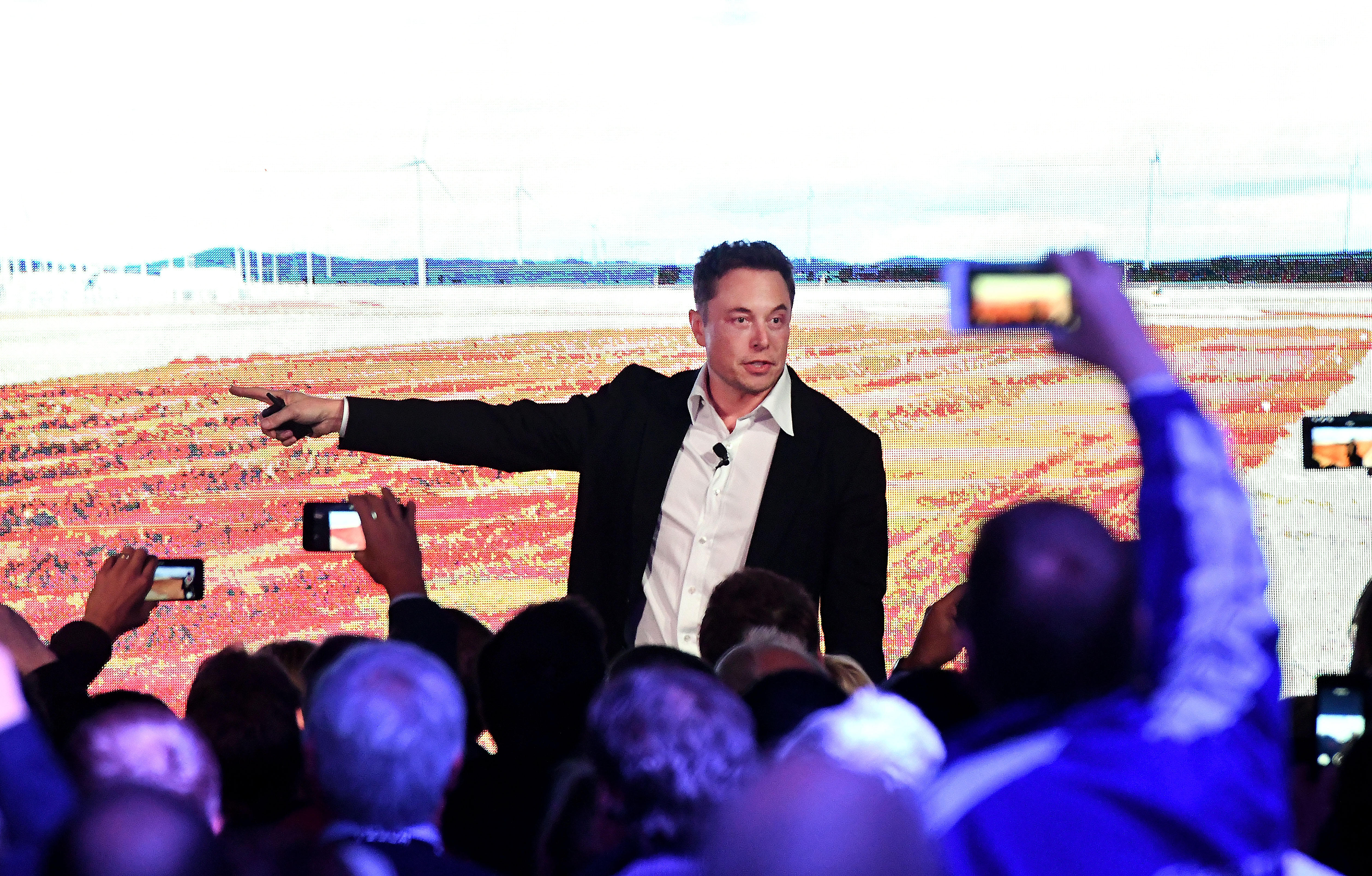 Tesla Launches Powerpack Project In South Australia