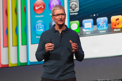 Apple CEO Tim Cook has big plans for 2014.