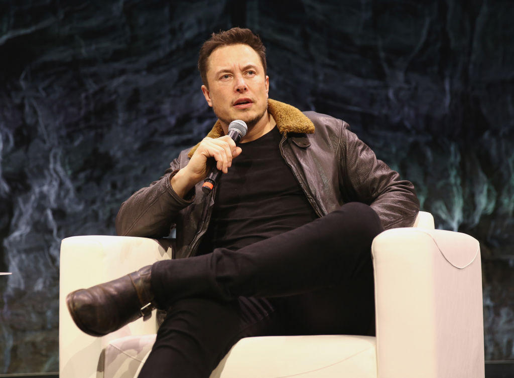 Elon Musk at South by Southwest 2018