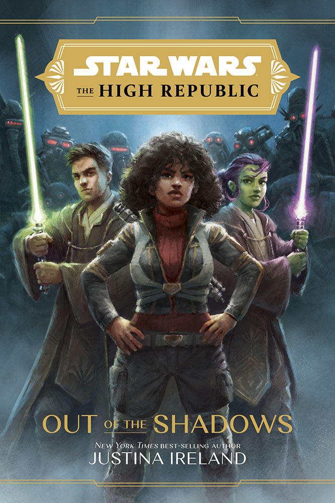 Star Wars: Out of the Shadows cover