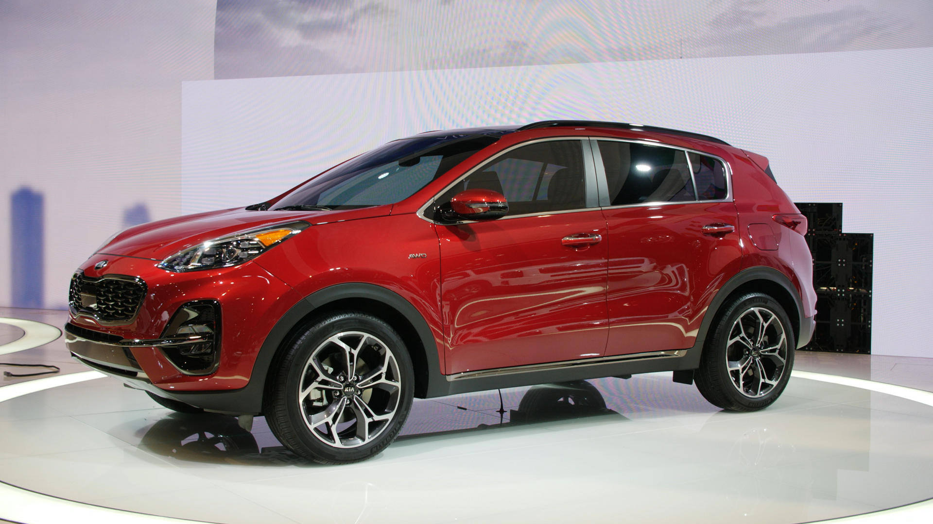 Video: 2020 Kia Sportage grows up for the Chicago Auto Show