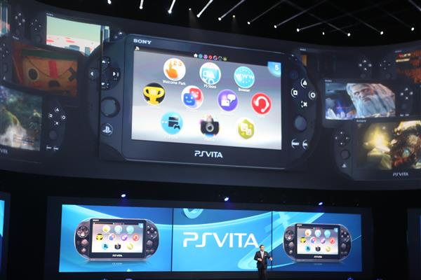 PS Now service for Vita
