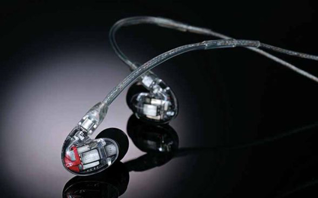 Shure SE846 In-Ear Headphones