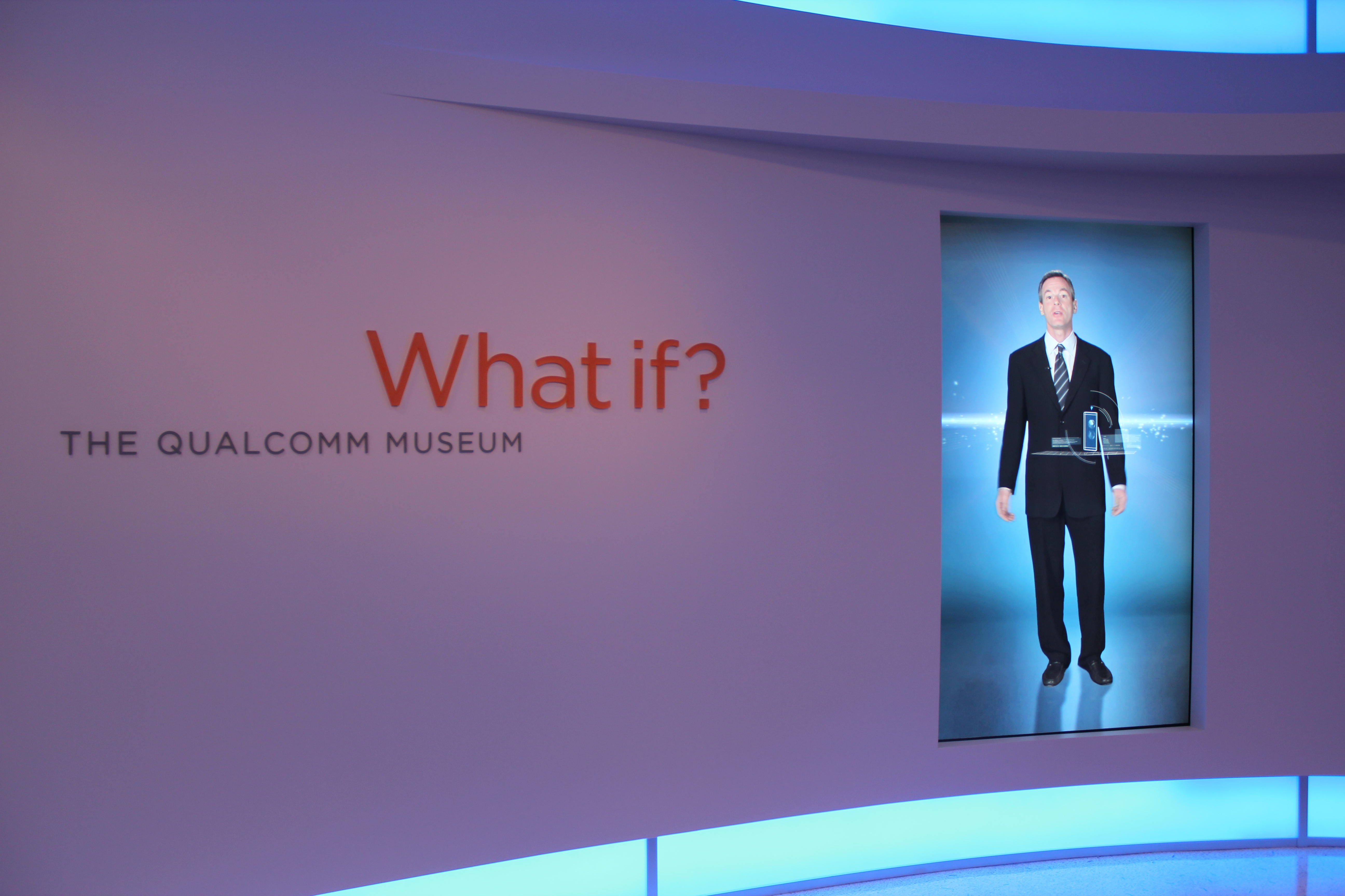 Qualcomm looks back at its history