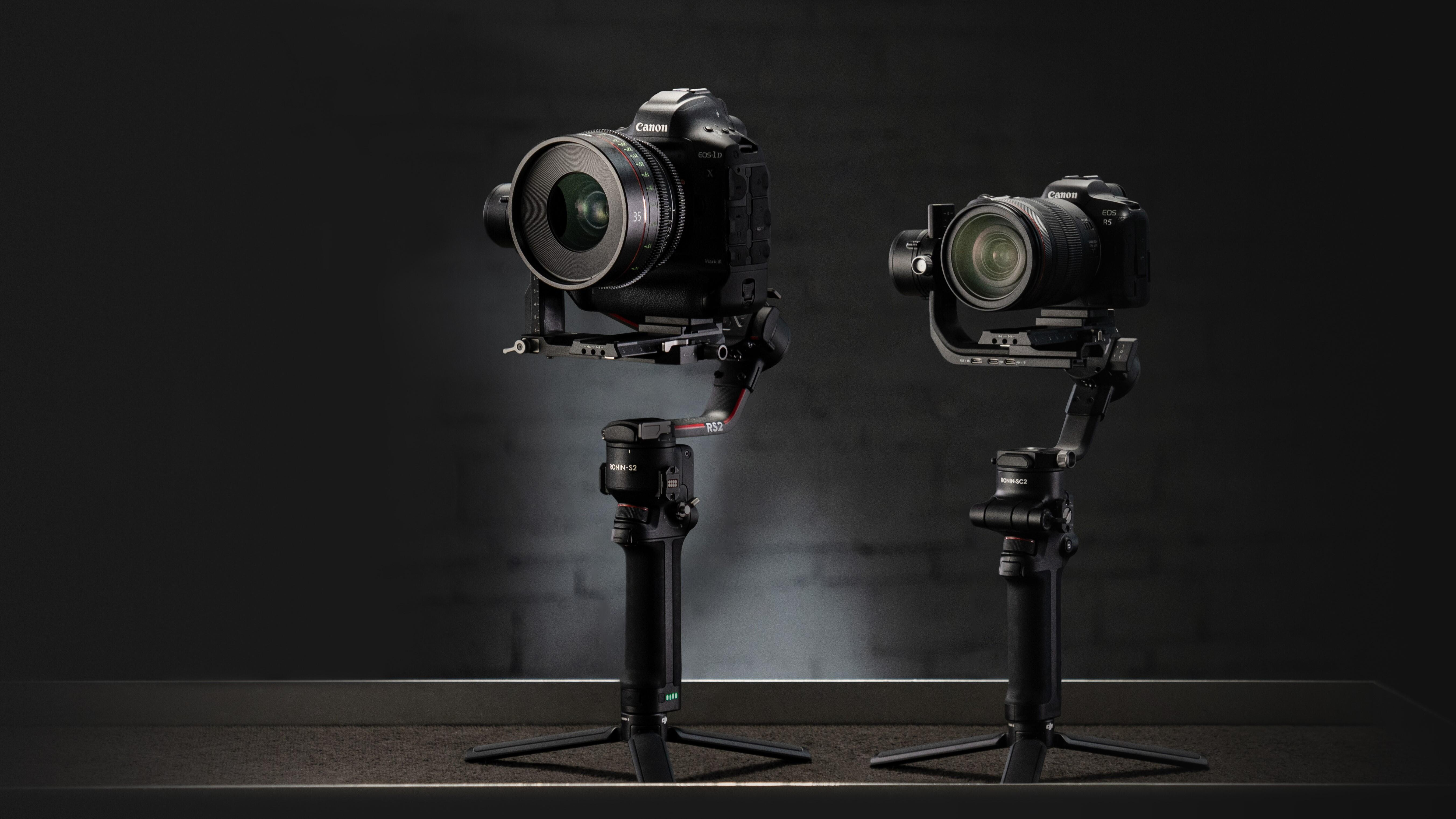 DJI's Ronin returns as the RS 2, RSC 2 to stabilize cameras big and small