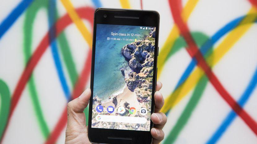 IDC says Google shipped 3.9 million Pixel devices in 2017.