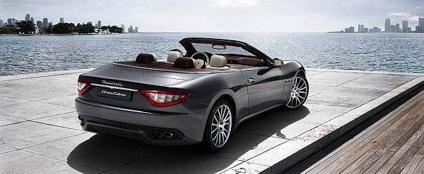 The GranCabrio will have the distinction of having the longest wheelbase on a convertible on the market.