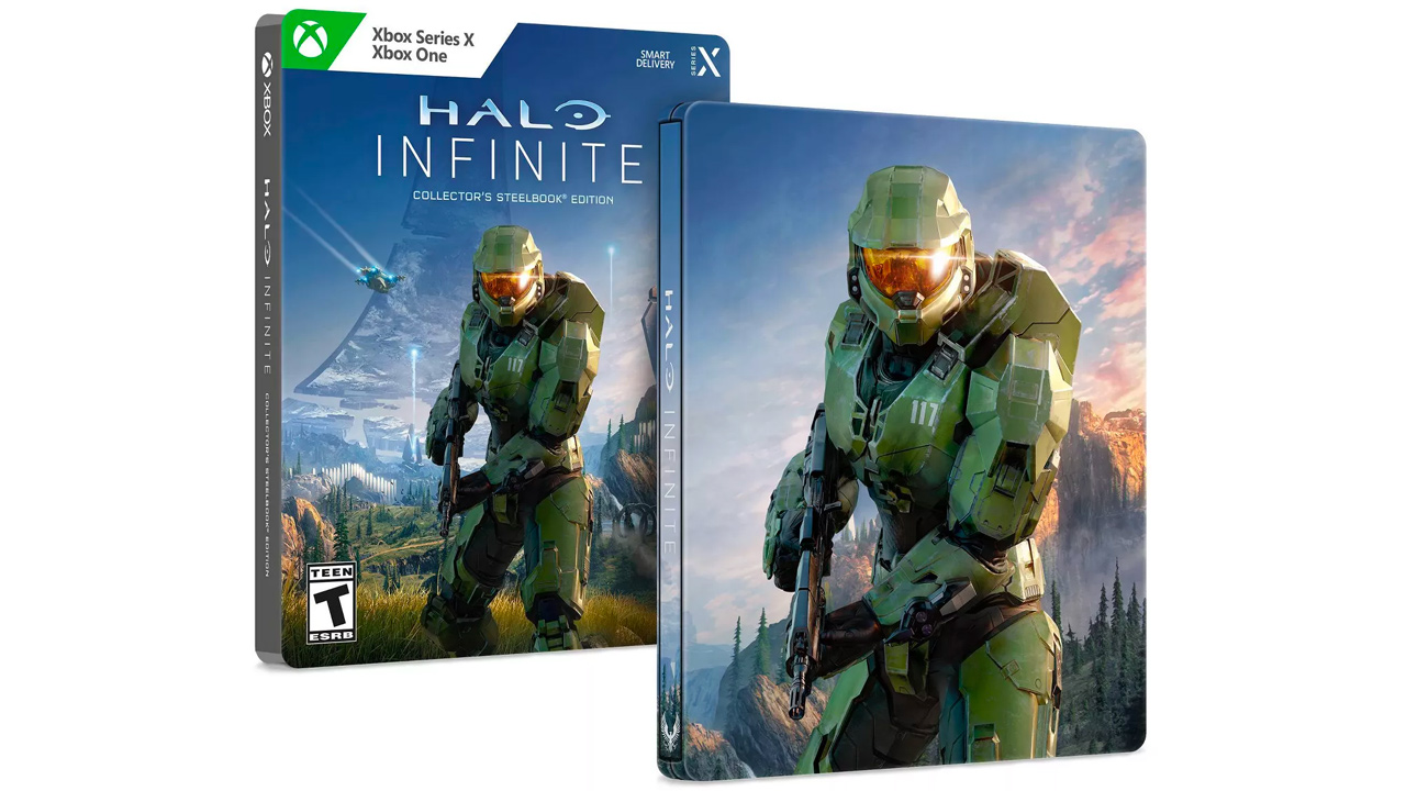 halo steelbook   Halo Infinite preorder guide: Release date, price, console bundle, and more - CNET   The Paradise