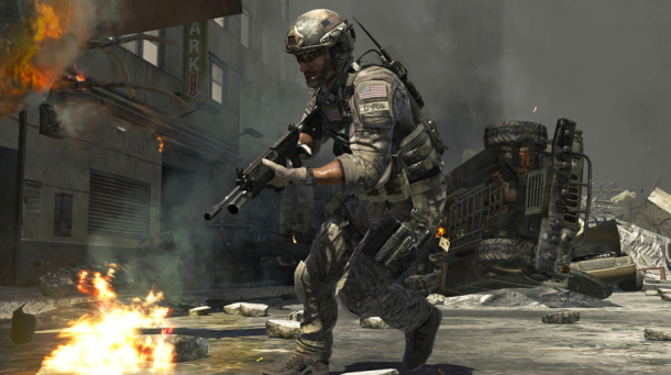 Modern Warfare 3 is a cash cow for Activision.