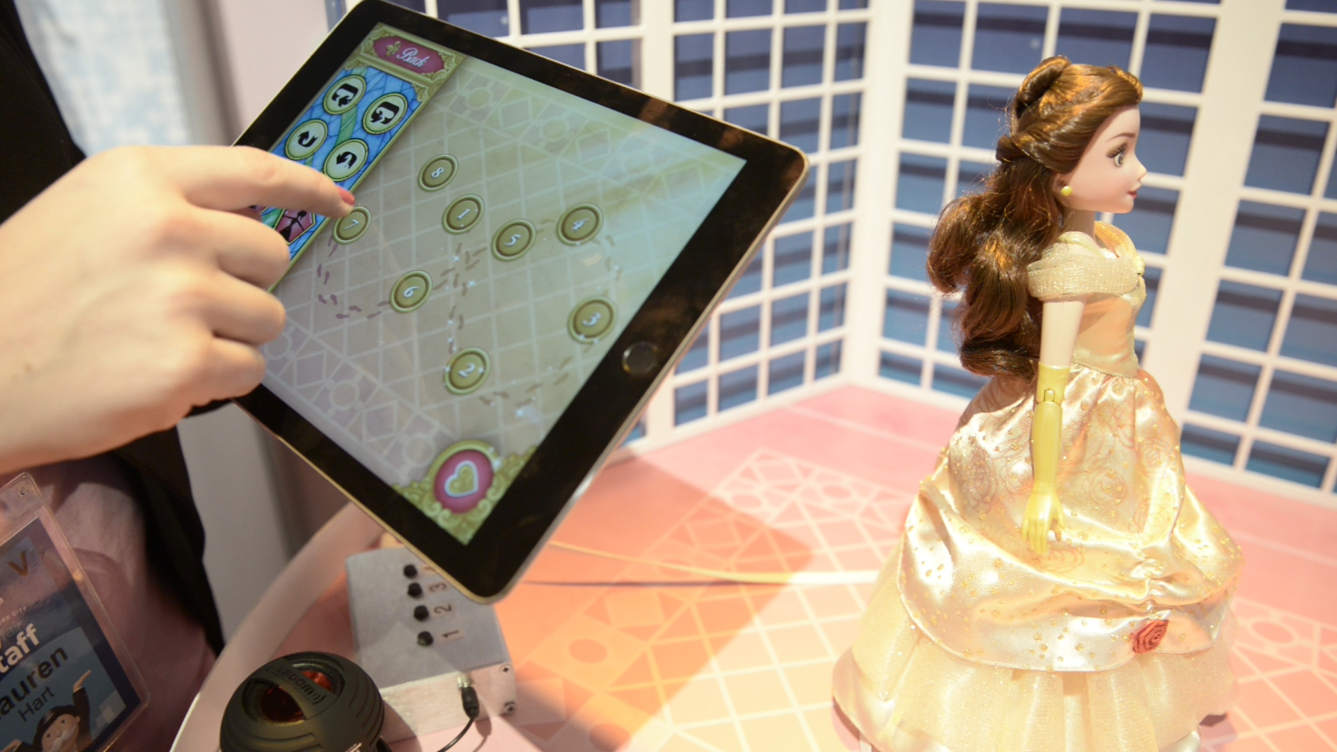 Video: Hasbro's getting your kids to code with princess robots and puppies