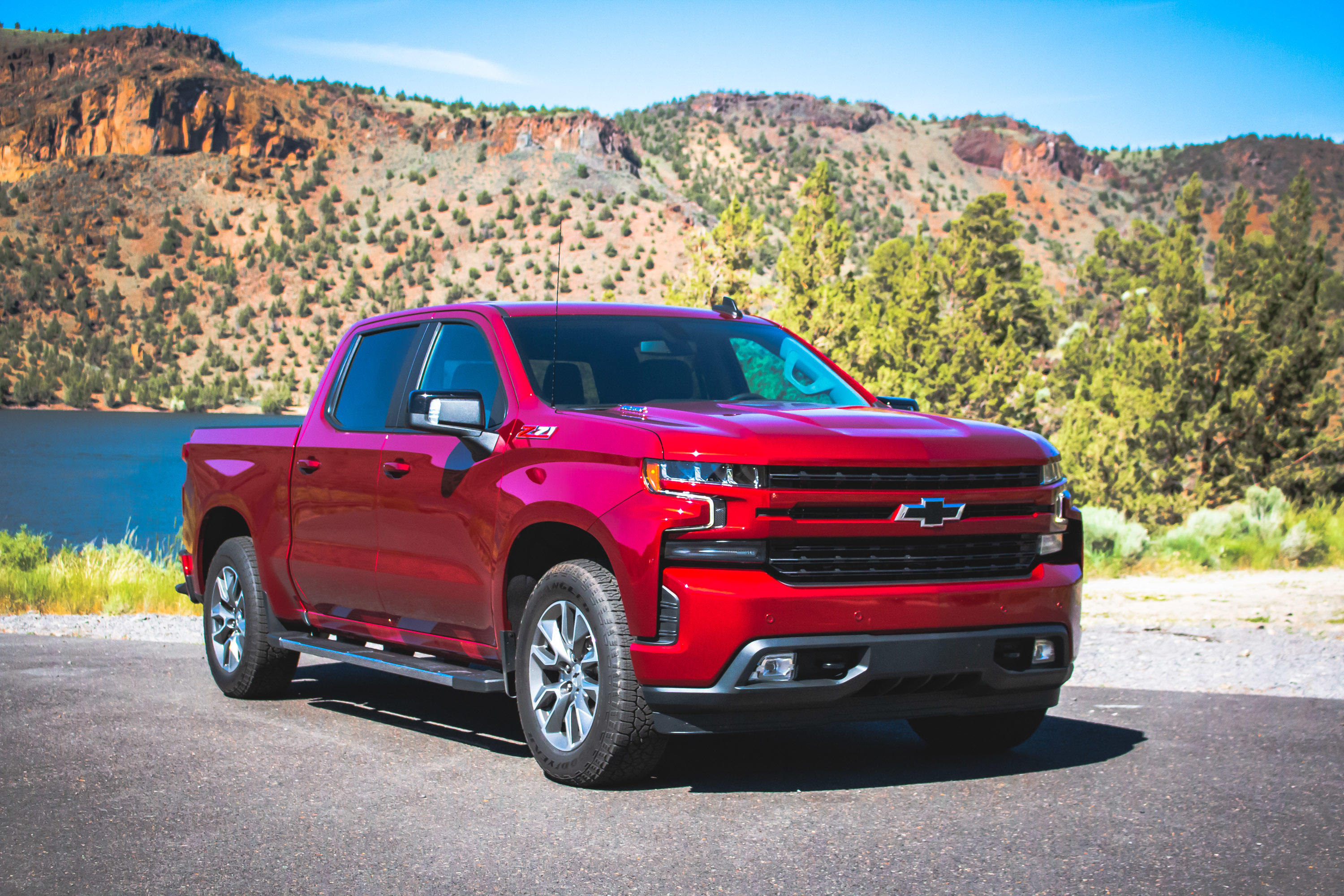 Chevy S 2020 Silverado 1500 Diesel Is The Most Efficient Pickup In The Us Roadshow
