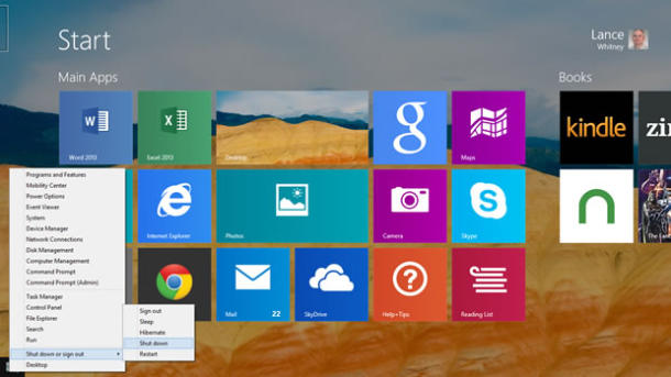 Windows 8.1 will reach out to PC users with its next update.