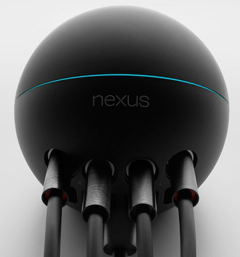 The Google Nexus Q looks pretty slick, but $300? For that kind of money you could buy five Roku boxes.