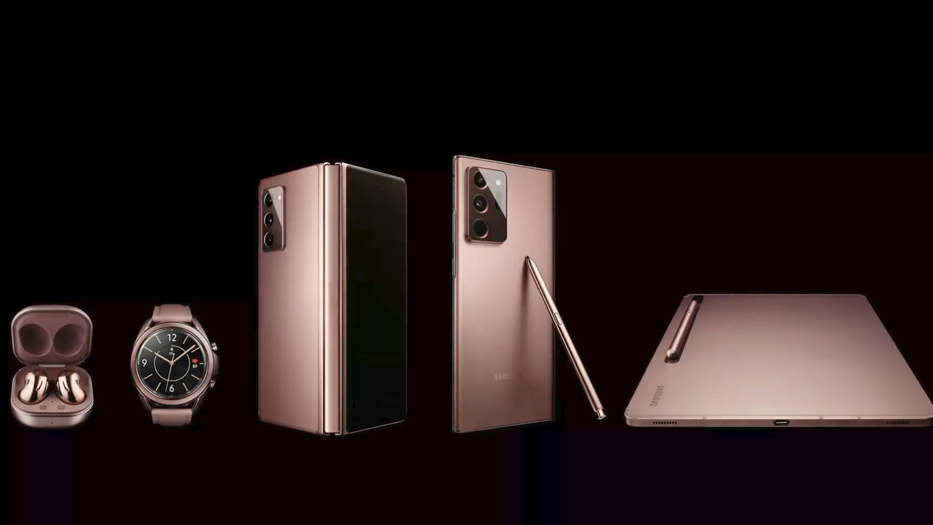 Video: Samsung Unpacked showcases new devices, partnerships