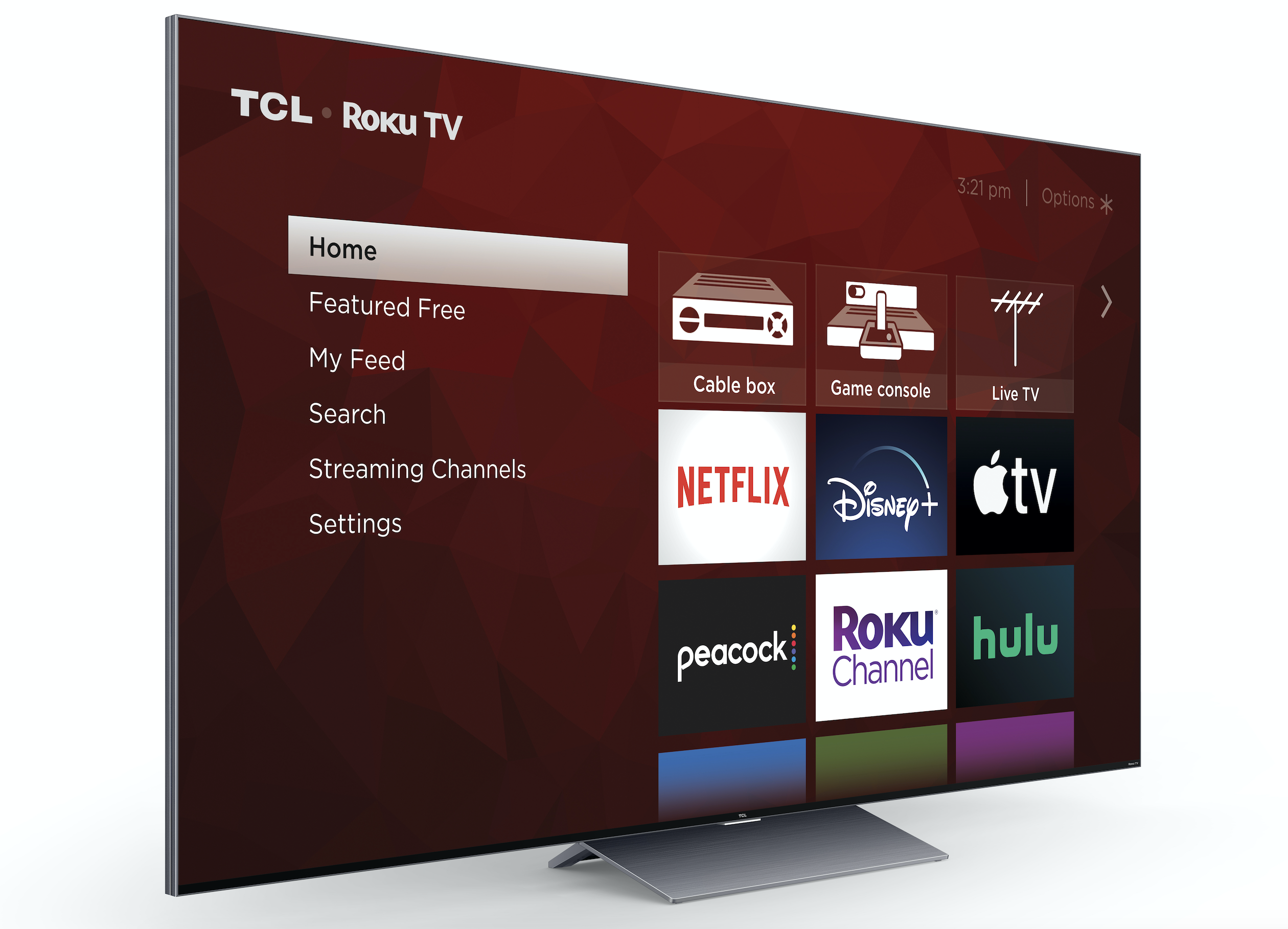 TCL's 65-inch 8K 6-Series TV