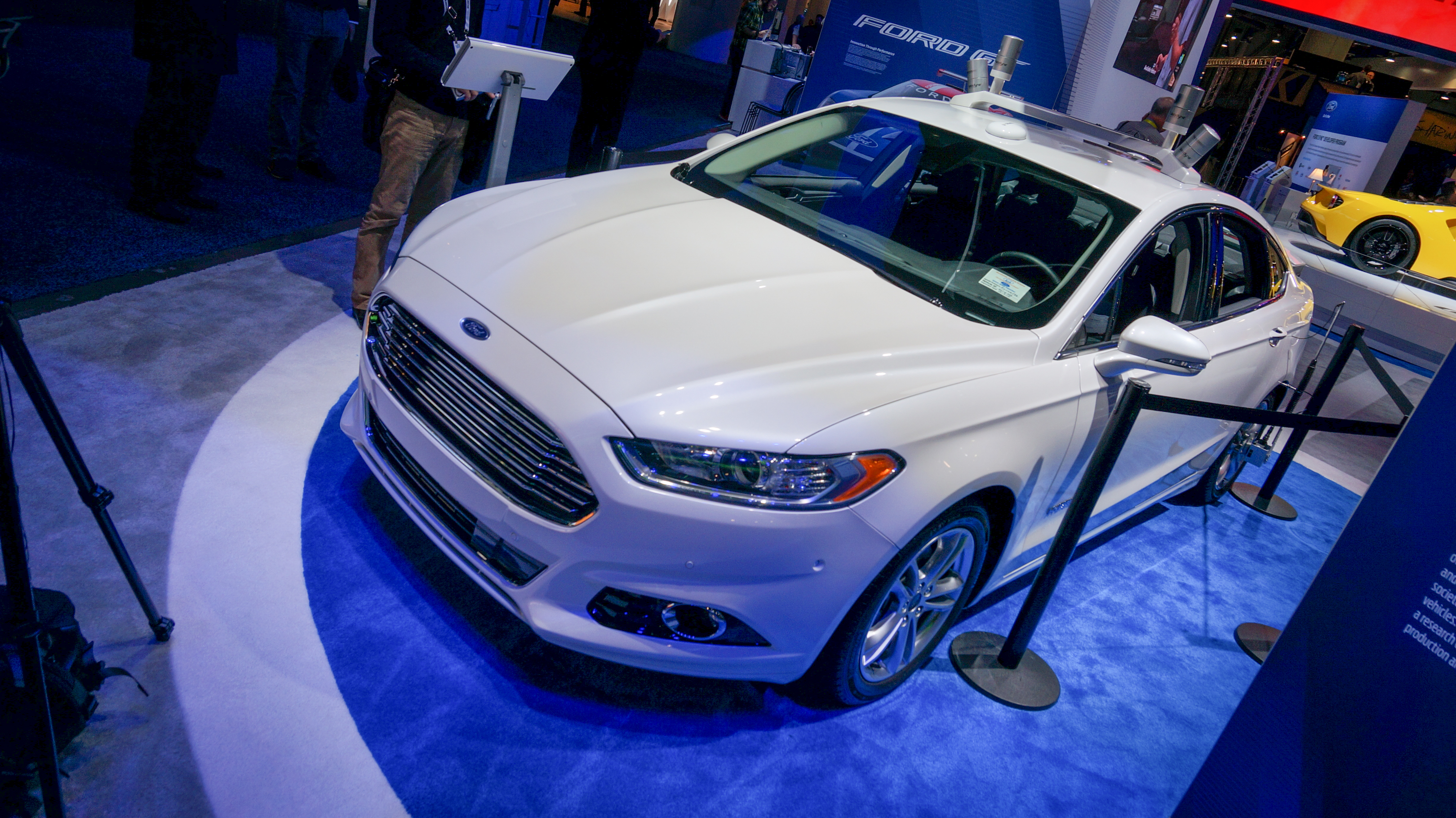 the cars of CES 2016