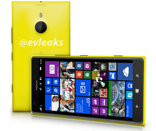 Is this Nokia's upcoming 6-inch phone?