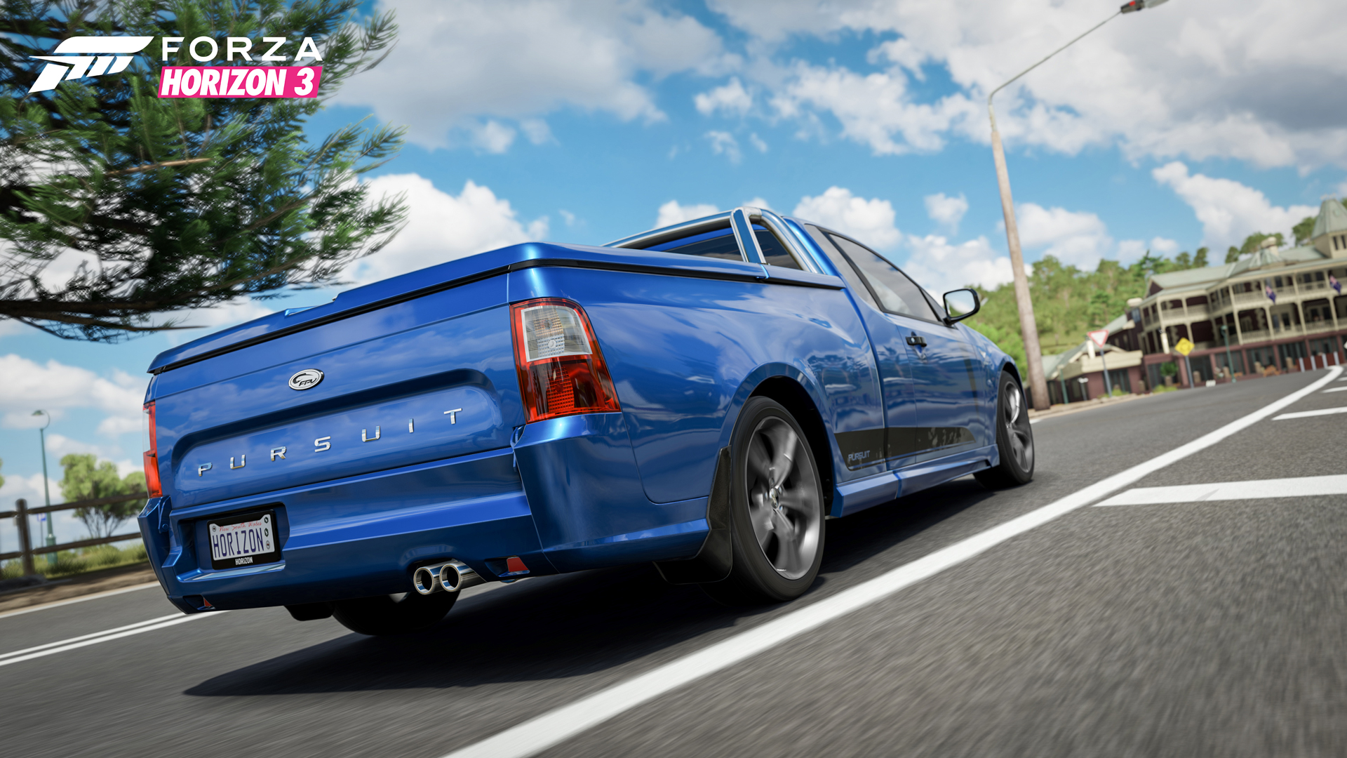 2014 Ford FPV Limited Edition Pursuit Ute
