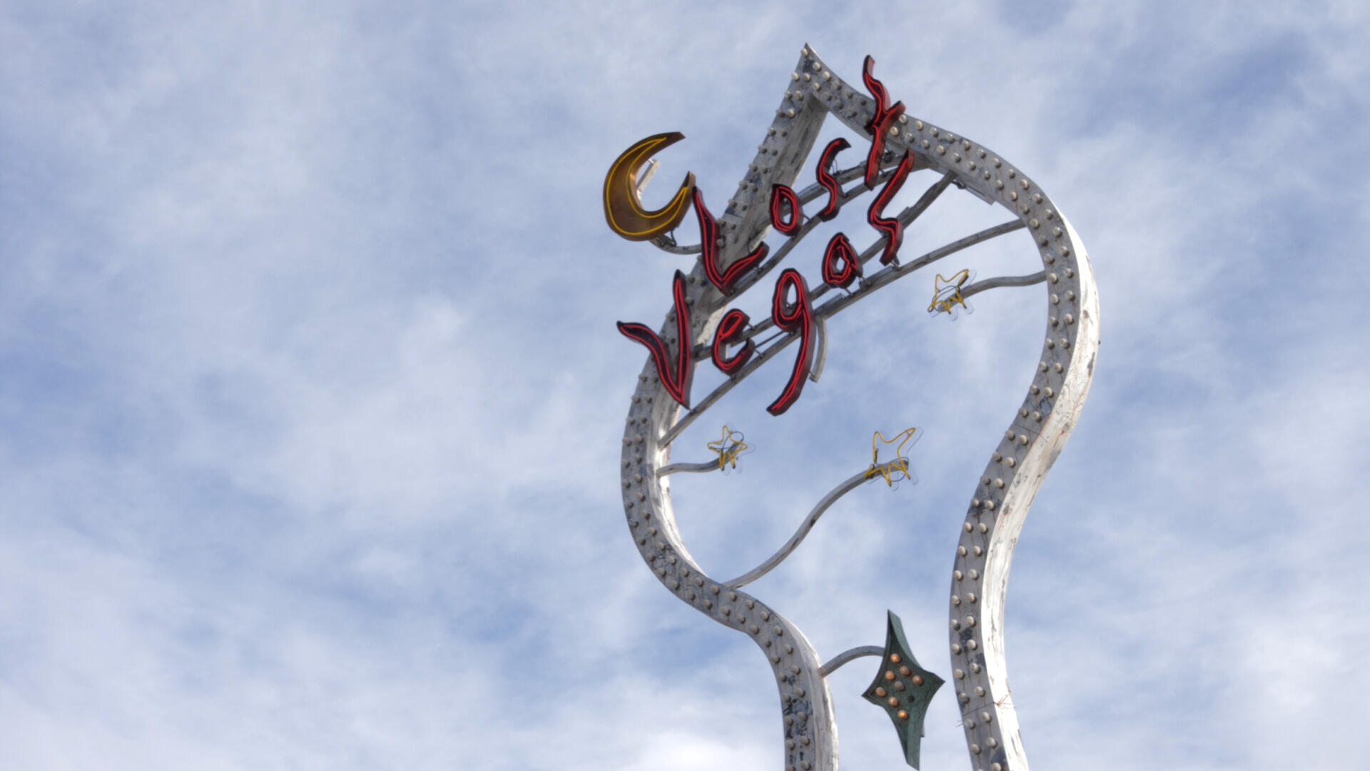 Video: Tim Burton and the melancholy death of Vegas' neon signs