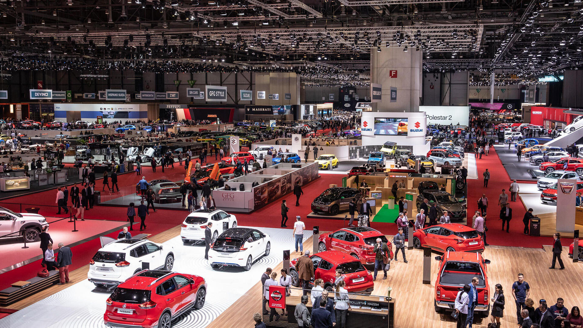 Video: AutoComplete looks at the Geneva Motor Show that might have been