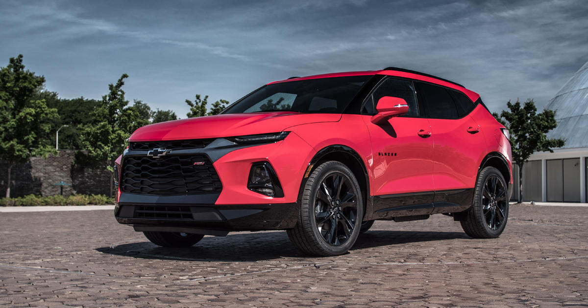 2019 Chevy Blazer The Return Of A Legendary Suv Roadshow