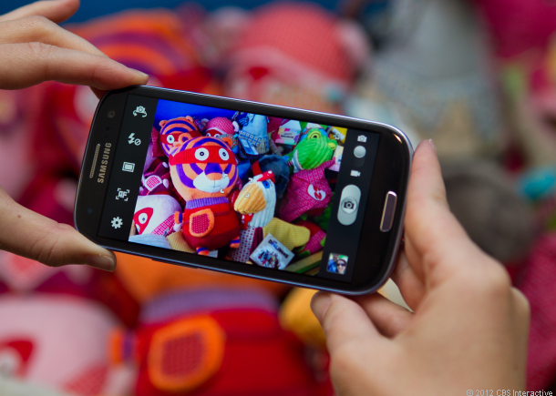 Samsung can thank its Galaxy S3 for its growing dominance of the smartphone market.