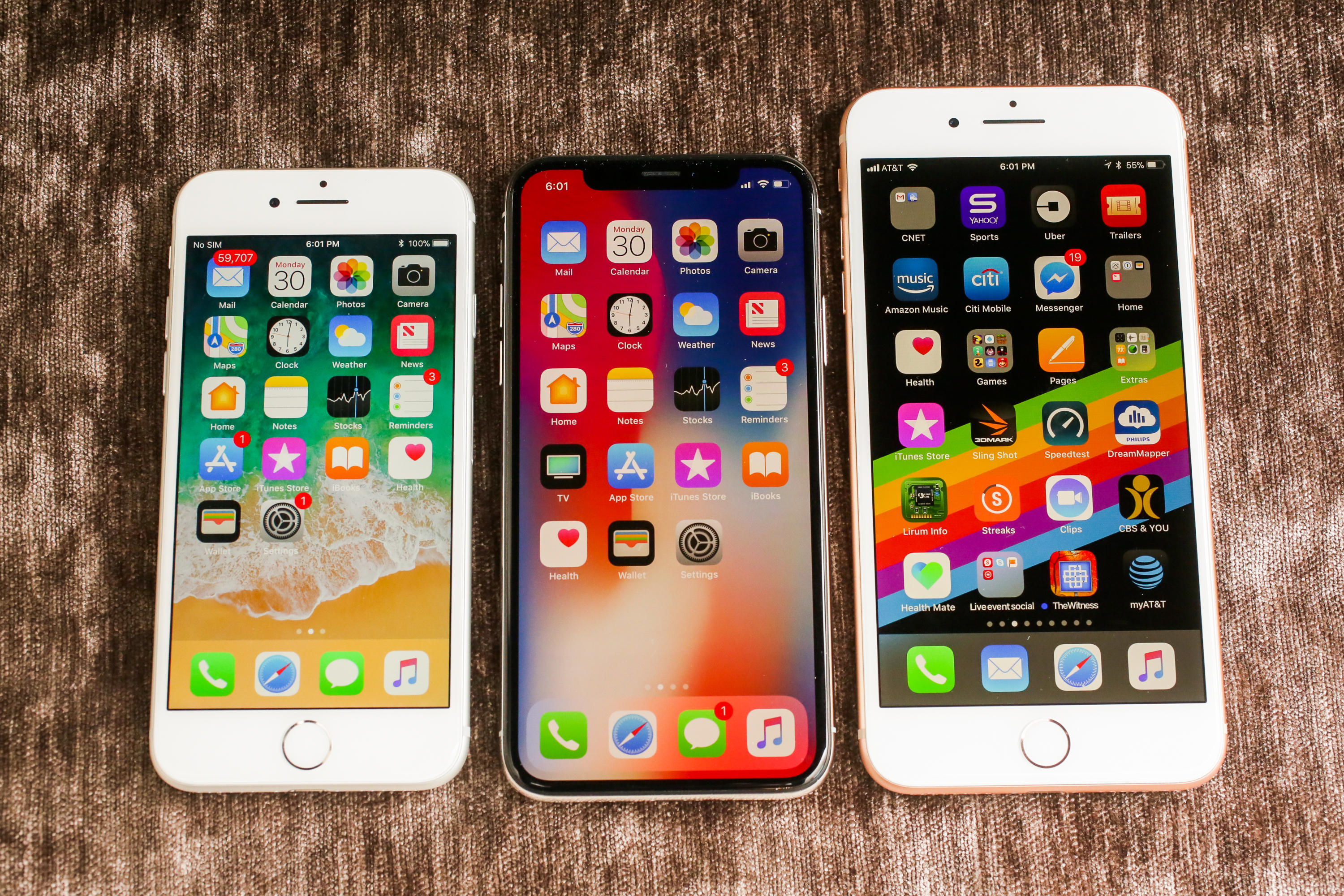Iphone X Battery Life How It Compares To 8 And 8 Plus Cnet