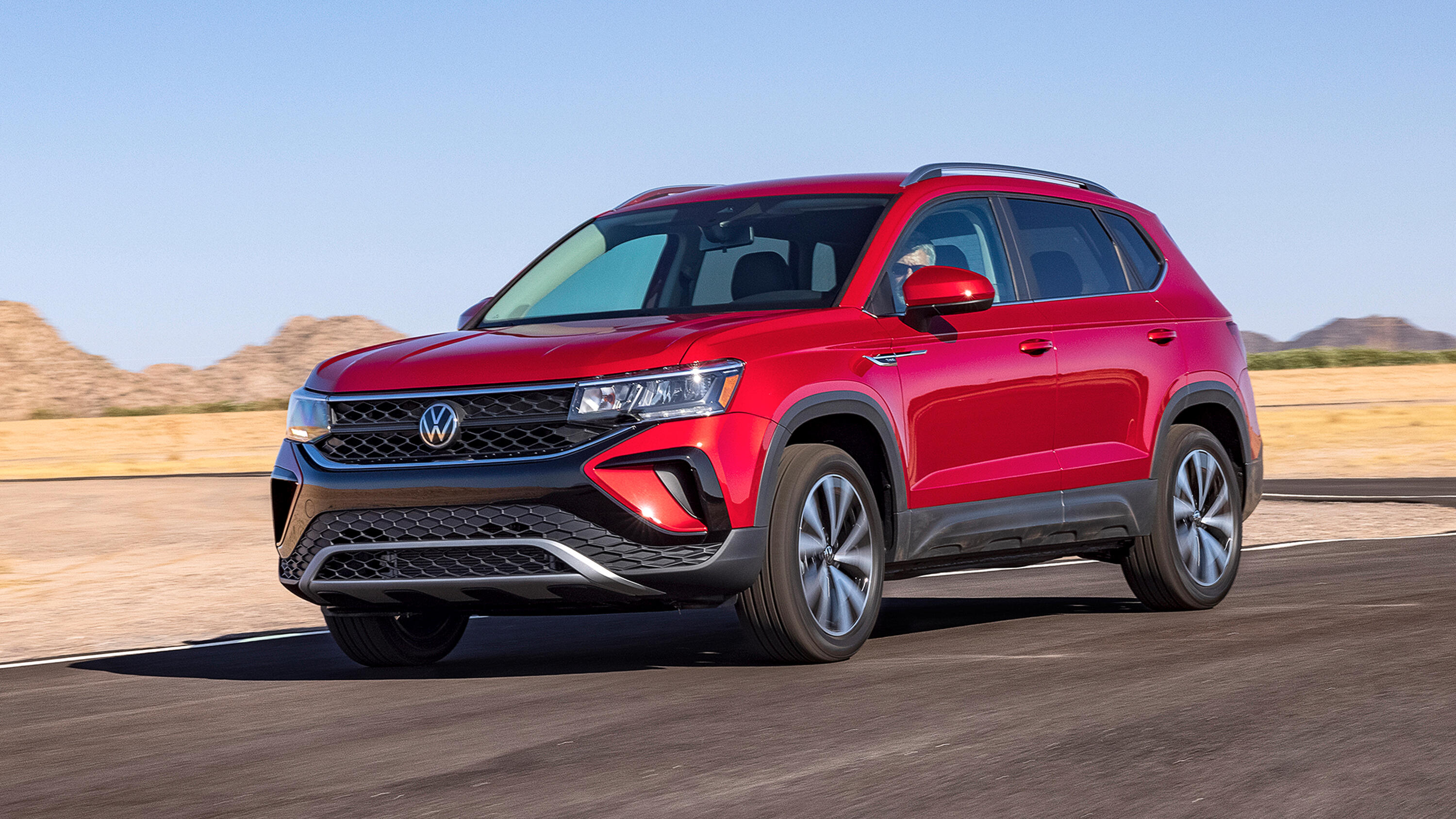 Video: 2022 Volkswagen Taos: Small but mighty