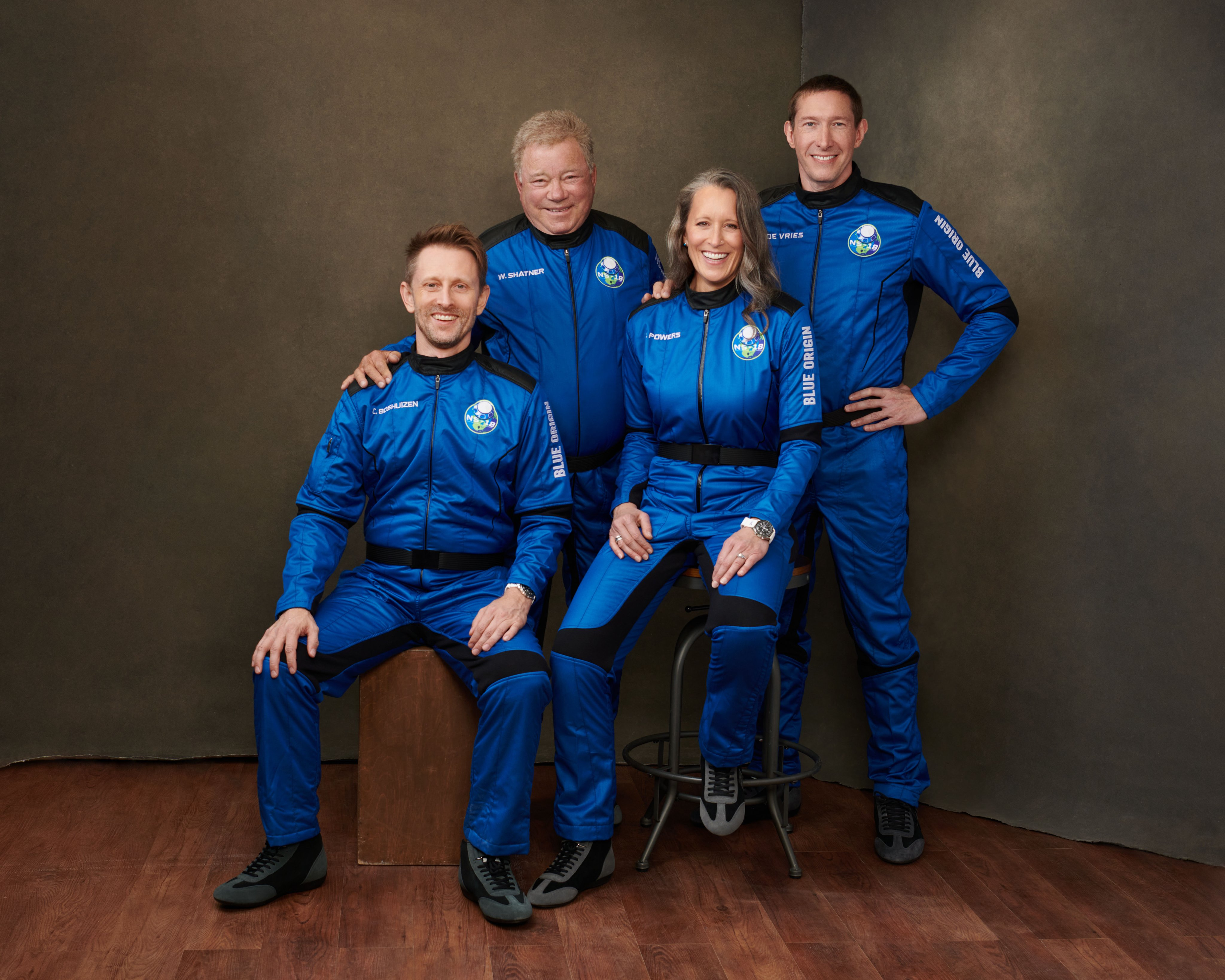 William Shatner rockets to space with Blue Origin: How to watch live