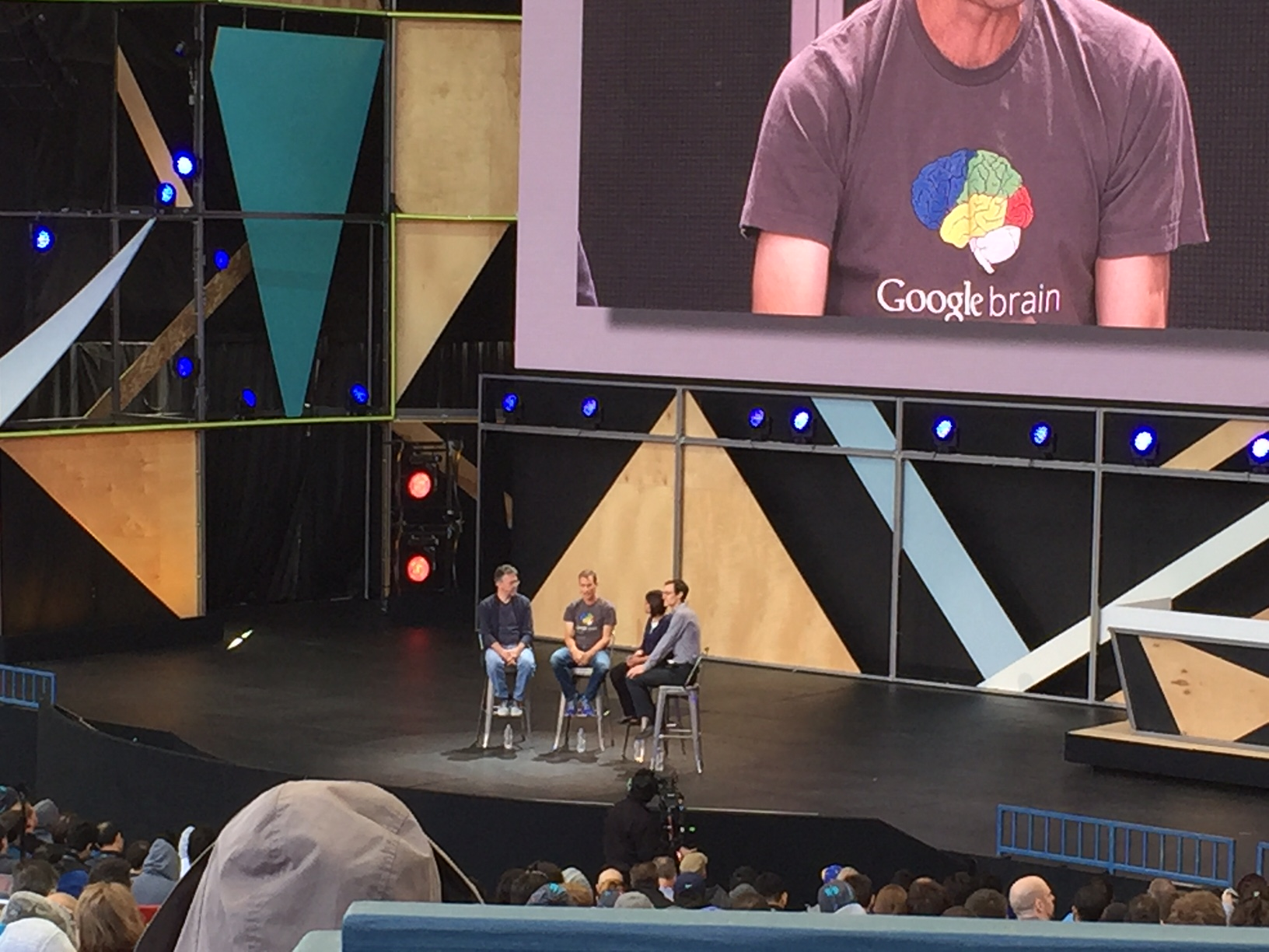 Google executives talk about the company's future in artificial intelligence.
