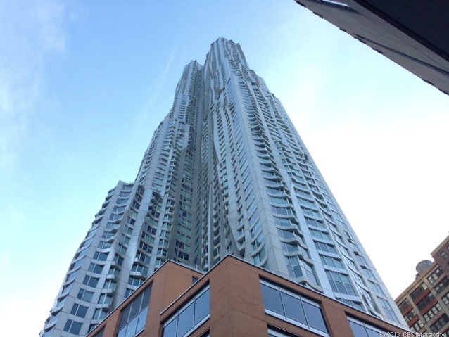 Frank Gehry's 'New York'