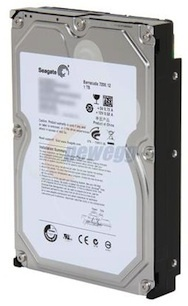 The price of a 1TB Seagate Barracuda drive has stabilized a bit but is still up about $80 from its price in October.