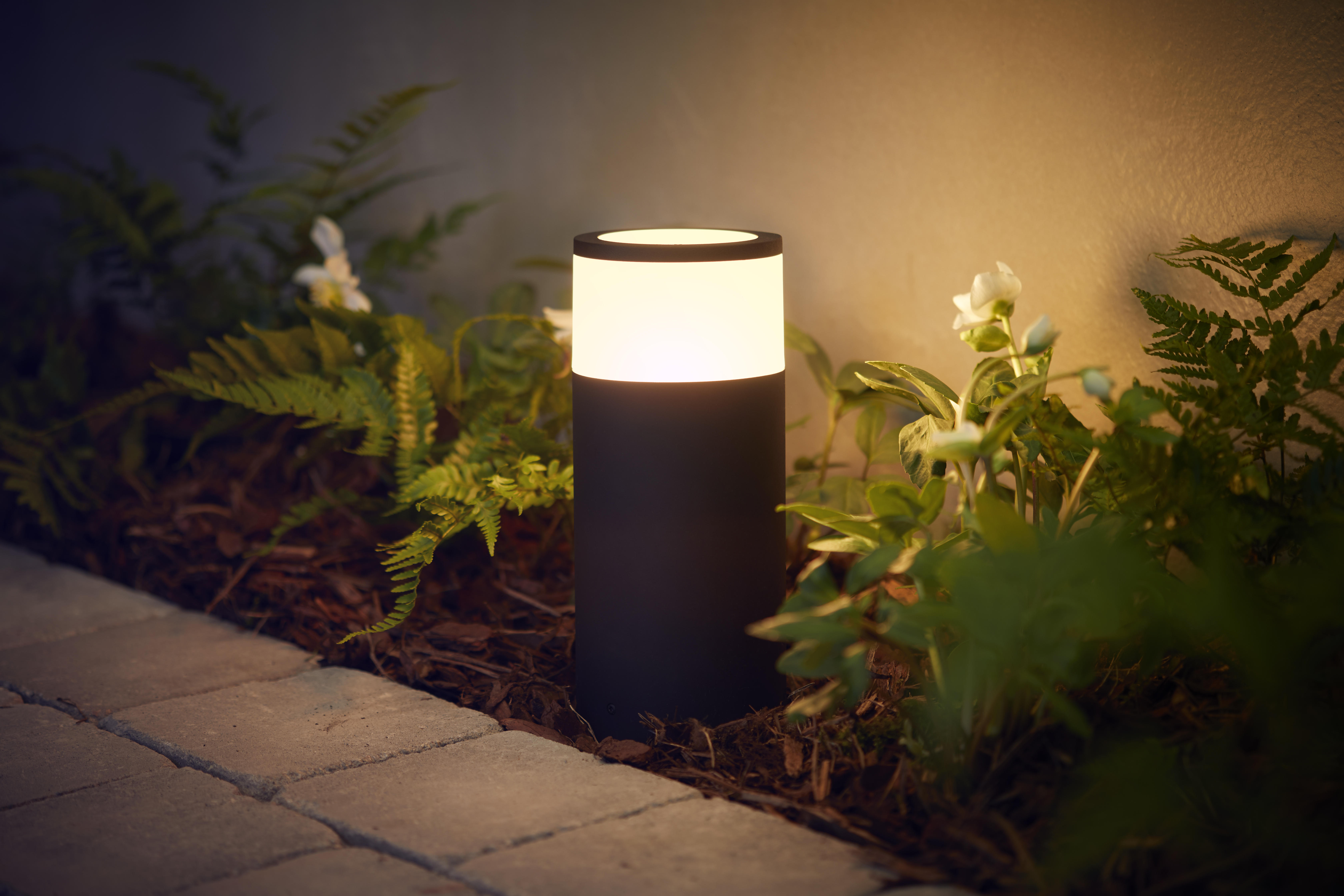 Want Smarter Outdoor Lighting At Home, Outdoor Path Lights Hardwired