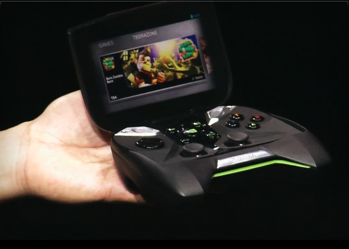 Project Shield debut at CES 2013.