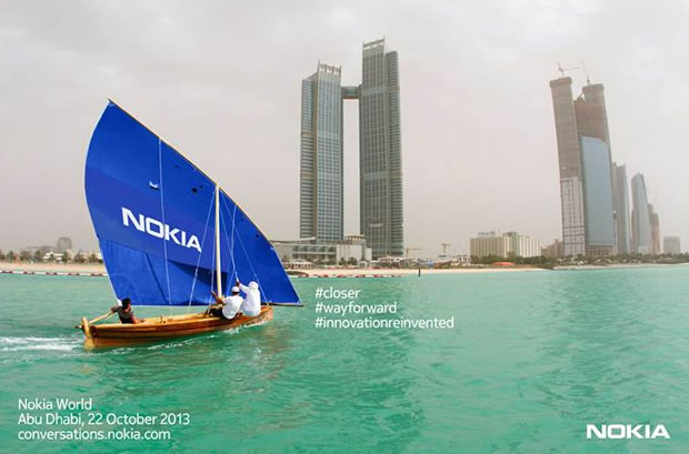What will Nokia show off Tuesday?