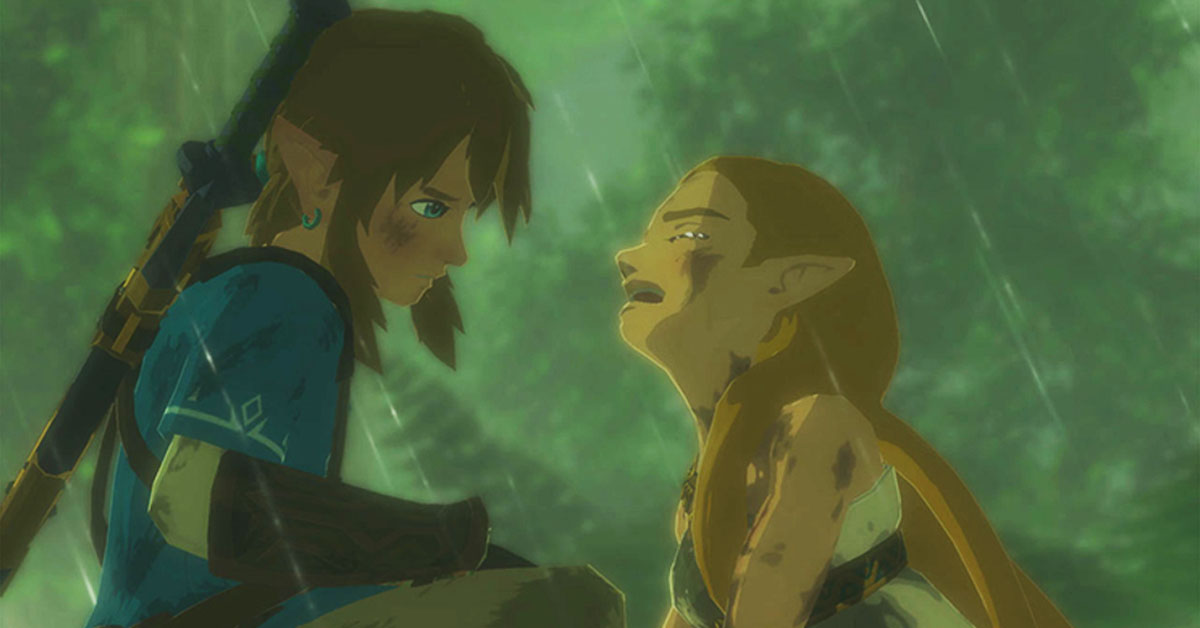 Top-selling Switch game: Zelda: Breath of the Wild (2017)