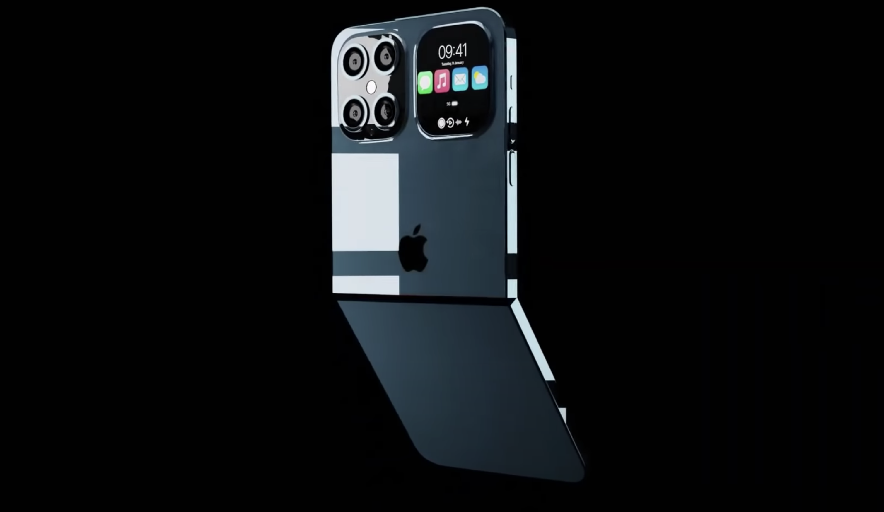 iPhone Flip rumors: Apple's foldable iPhone is likely still a few years away - CNET
