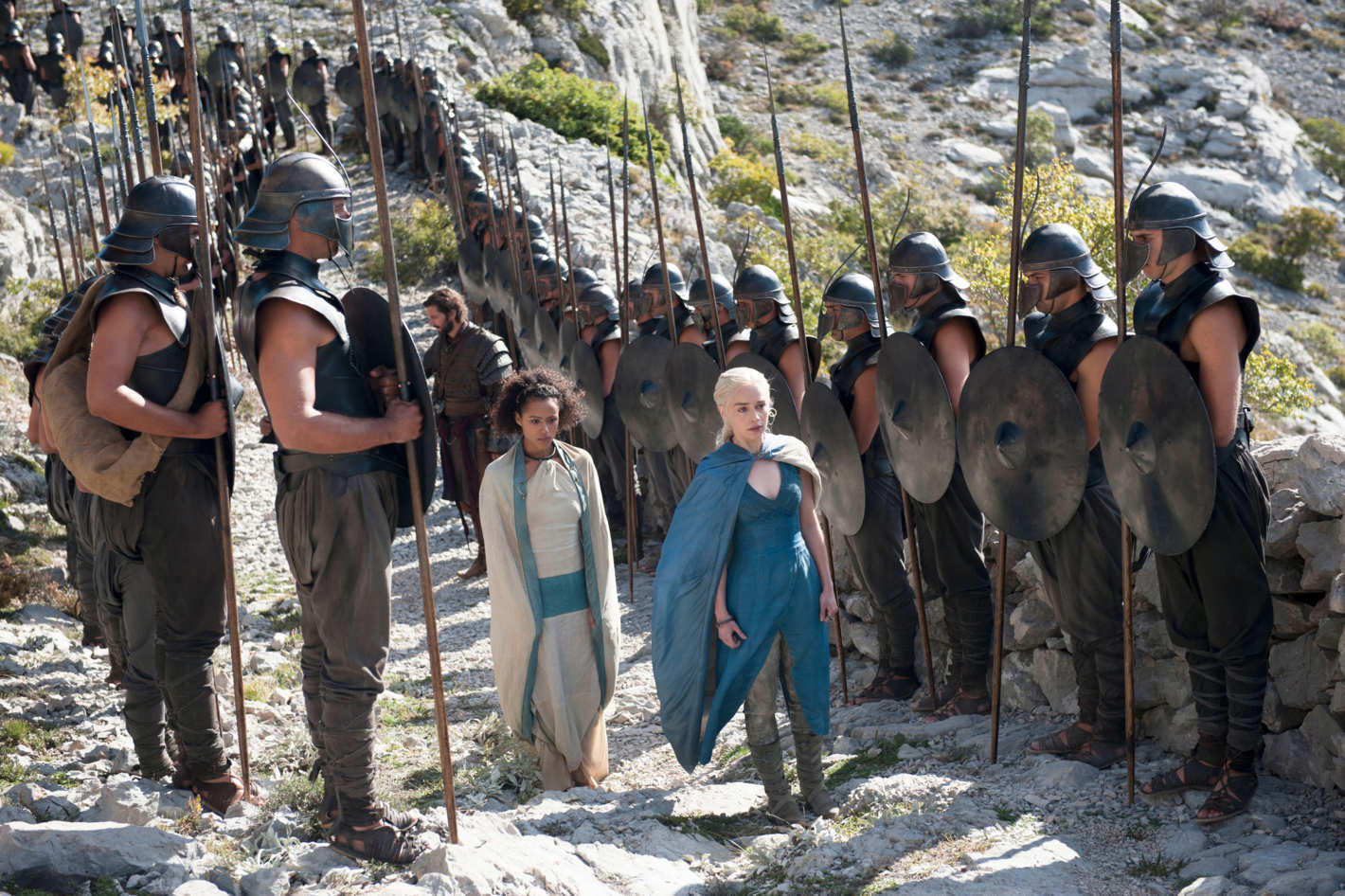 16. The Unsullied