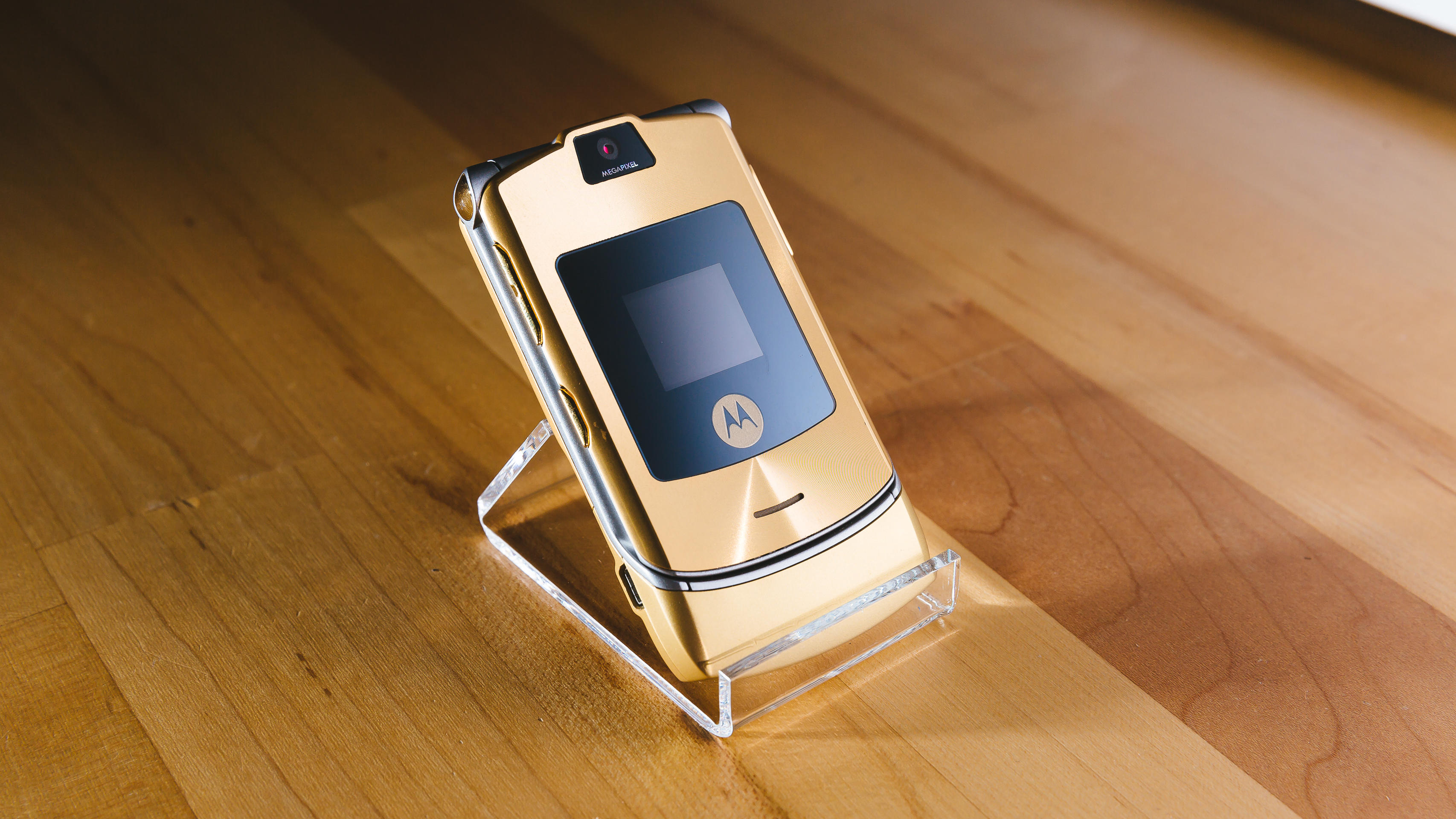 A Razr for the runway