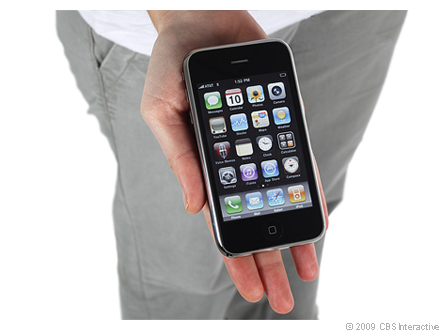 iPhone 3GS contract