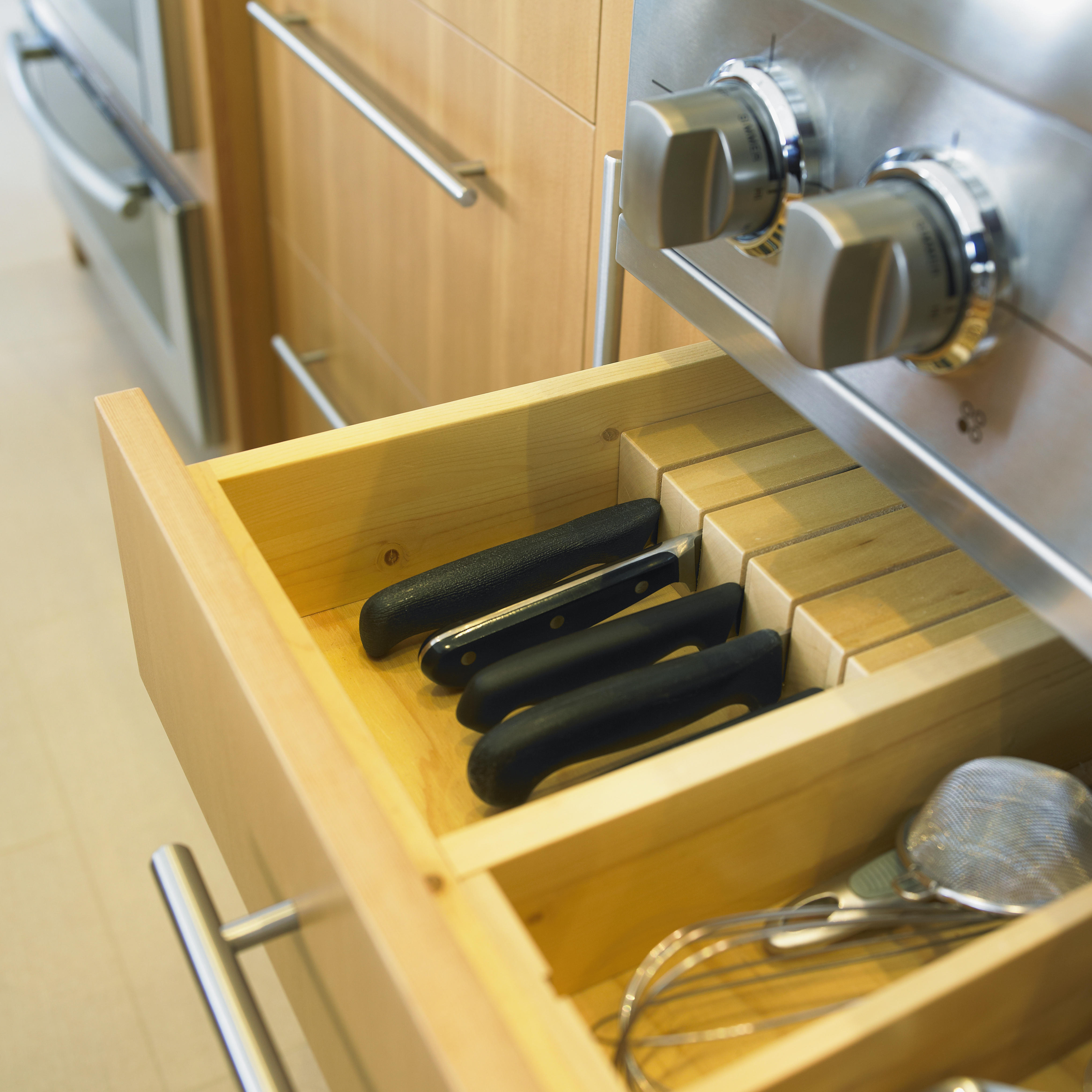 How To Store Your Knives The Right Way Cnet