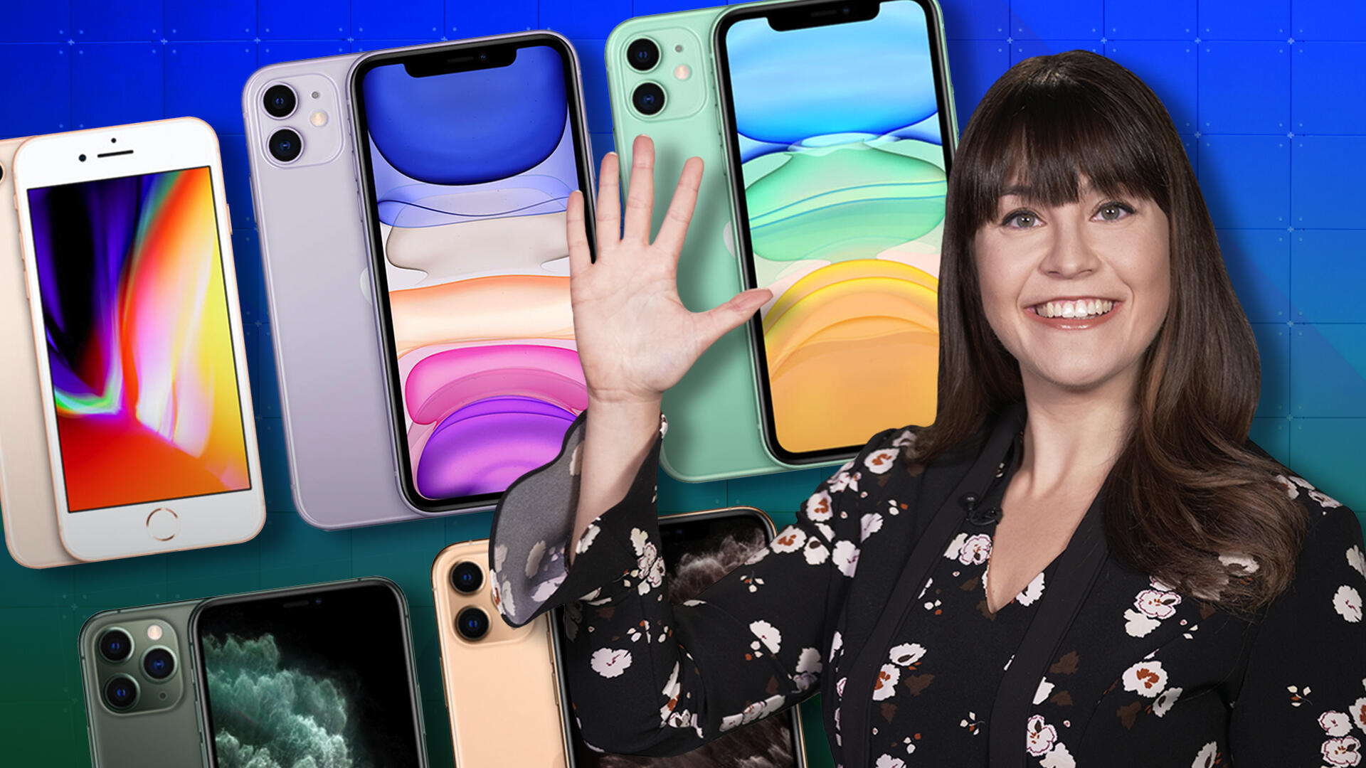 Video: Will there be five new iPhones in 2020?