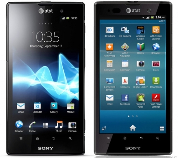 Something new is coming to Sony's Xperia line.