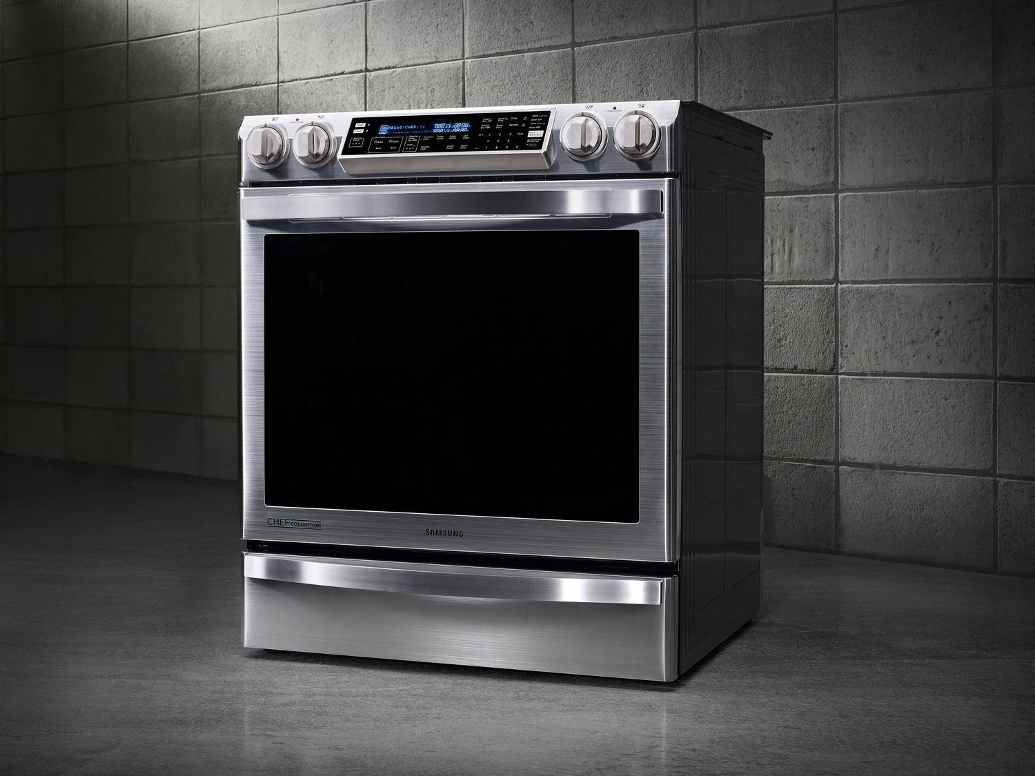 Samsung Chef Collection Range